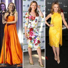 Best dressed celebrities of 2012: Kylie Minogue © Rex / WENN
