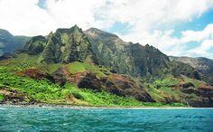 Nā Pali Coast, Kaua'i