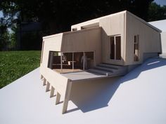 Mountain cabin - Helene Clee Søhoel Student architect