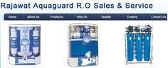 Find best RO water purifier in jaipur,RO water purifier dealers in jaipur,best RO water purifier company in jaipur & Online RO water purifiers system in jaipur.Contact Rajawat Aquaguard R.O Sales & Services.