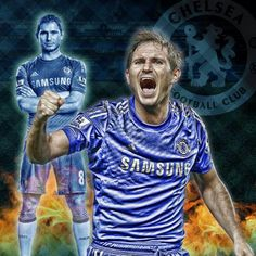 He'll always be a blue!