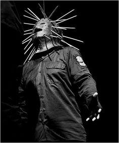 The silent member of Slipknot. Nu Metal, Iowa, Thrash Metal, Death Metal, Slipknot Band, Chris Fehn, Craig Jones, Mick Thomson, Sid Wilson