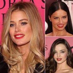 How One Real Girl Made Herself Look Like a Victoria's Secret Angel (good makeup tips : ) )
