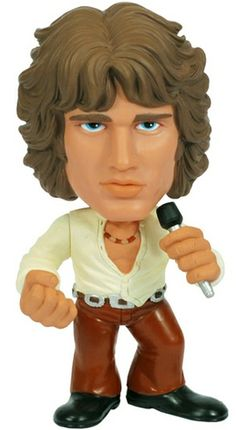 """Toy183 """"Jim Morrison"""" (Light My Fire Version) by Funko (2010) #Toy"""
