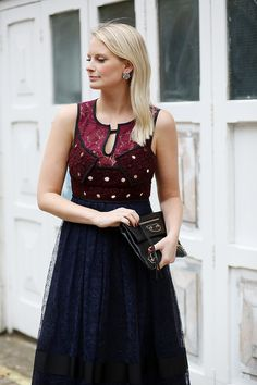 Burberry Prorsum, London Fashion Week | The Style Scribe