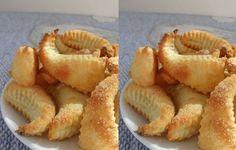 tvarohová_ouska Russian Desserts, Russian Recipes, Baking Recipes, Dessert Recipes, My Favorite Food, Favorite Recipes, Cookery Books, Food Humor, Saveur