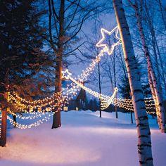 Jouluvalot| pihavalot|