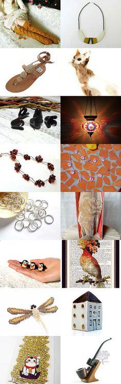 Friday evening by Ella Saridi on Etsy--Pinned with TreasuryPin.com Friday, Etsy, Jewelry, Jewlery, Jewels, Jewerly, Jewelery, Accessories