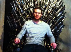 """""""Du behöver inte bli kung för att sitta på järntronen"""" anmeldelse av Maktspel på Livrustkammaren. Skrevet av Jonas Bengston. Foto Nils Ek."""