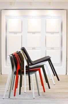CHASSIS multipurpose chair | Design: Stefan Diez | Innovative. Multi-purpose. Appealing. | By Wilkhahn | #chassis