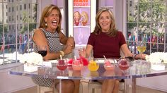 Meredith Vieira returns to TODAY — with a black eye! Find out how she got it