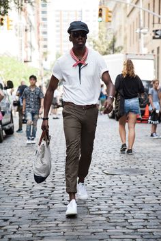 New York Fashion Week (Sept. 2016) - Streetstyle (Día 3)