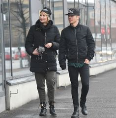 Paparazzi hit - these are Susanna and Sauli Koskinen Swedish spring styles! - Hanna Juntto - Users - Seven Live
