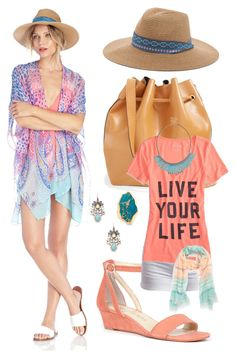"""""""Live your life"""" by agneslaurens ❤ liked on Polyvore"""
