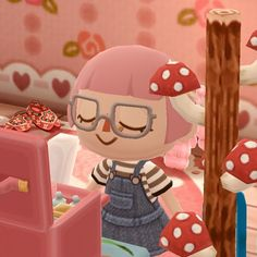 game, videogames et animal crossing image sur We Heart It - pictures - Animals Animal Crossing Pocket Camp, Animal Crossing Qr, Motif Acnl, Animal Games, Cute Memes, Cute Icons, Pink Aesthetic, Pokemon, Cute Pictures