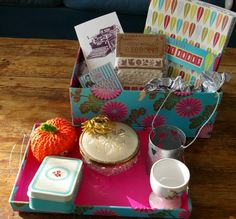 Box #17 Take Out, Curiosity, Chocolate Fondue, Good Night, Box, Desserts, Projects, Nighty Night, Tailgate Desserts