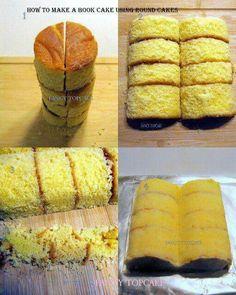 Bible cake 3