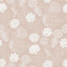 Papel de Parede Floral 1266