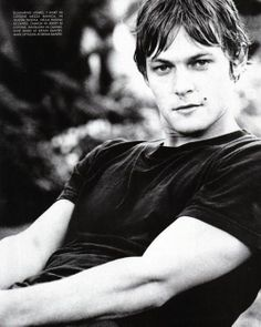 Young Norman Reedus ♥♥