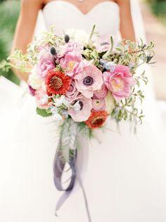 Pastel English Garden Wedding Ideas