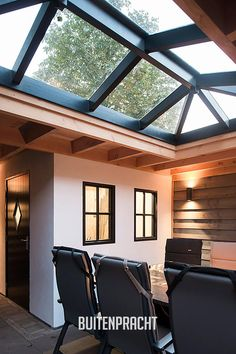Garden Room Extensions, House Extensions, Roof Design, House Design, House Extension Design, Building Renovation, Modern Mansion, Deck With Pergola, Outside Living
