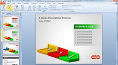 3D Three Steps PowerPoint template #3d #design #presentation #powerpoint #diagram #template #3dshapes #PowerpointTemplates #3dPowerpointBackgrounds