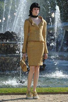 Chanel Resort 2013 Versailles