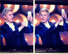 Ellen DeGeneres was AMAZING at the Oscars!