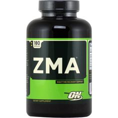 Optimum ZMA 180 ct | Regular Price: $40.99, Sale Price: $30.99 | OvernightSupplements.com | #onSale #supplements #specials #OptimumNutrition #MuscleEnhancers  | Two recent clinical trials have shown that a synergistic combination of Zinc Monomethionine Aspartate Magnesium Aspartate and Vitamin B6 can significantly increase anabolic hormone levels and muscle strength in well trained athletes The novel Zinc Monomethionine Aspartate formula may also help to increase endurance he