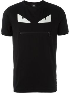 Shop Fendi Bag Bugs zip T-shirt in Jofré from the world's best independent boutiques at farfetch.com. Shop 400 boutiques at one address.