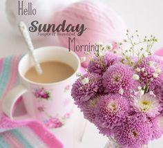 Hello Sunday Morning, Sunday Morning Quotes, Good Sunday Morning, Sunday Coffee, Sunday Quotes Funny, Good Morning Inspirational Quotes, Coffee Time, Evening Greetings, Morning Greetings Quotes