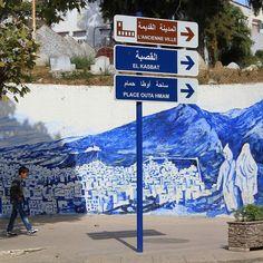 Chefchaouen Cabo, Places, City, Morocco, Culture, Landscape, Lugares