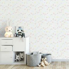 Our online store offers a wide range of wallpapers for children's interiors. Come to our online store and buy quality wallpapers.