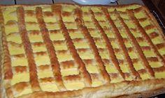 Vaníliapudingos almás pite
