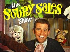 Soupy Sales, in Mom's class at Huntington High, was the life of every reunion.
