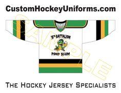 302380973 H550 Custom NHL   College Hockey Jerseys