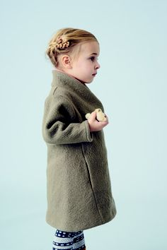 Darling coat from German company macarons 2013/14 - only organic and fair trade fabrics