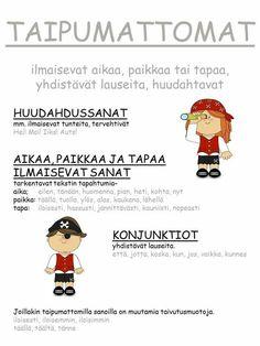 Finnish Language, Second Language, School Fun, School Stuff, Writing Skills, Language Arts, Finland, Literacy, Literature