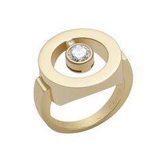 Cento by Roberto Coin from BC Clark Jewelers. I think this is the coolest ring!