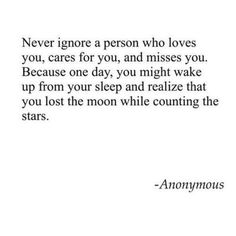 Losing moons while counting stars.