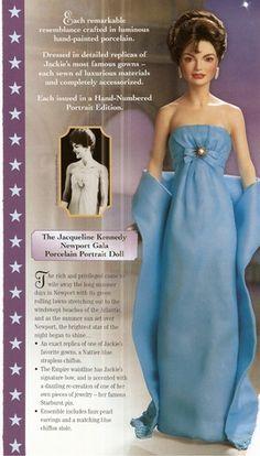jackie Kennedy doll - Google Search
