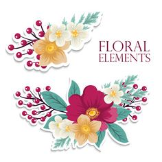 Sticker Design, Freepik Vector, Sticker Ideas, Flower Doodles, Embroidery Art, Planting Flowers, Free Printables, Vector Free, Cactus