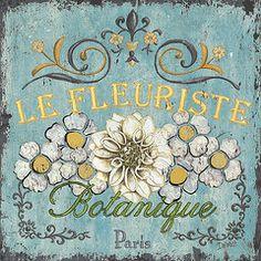 Floral Art - Le Fleuriste de Bontanique  by Debbie DeWitt
