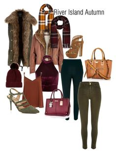 """River island Autumn"" by sabiahnk on Polyvore featuring River Island"