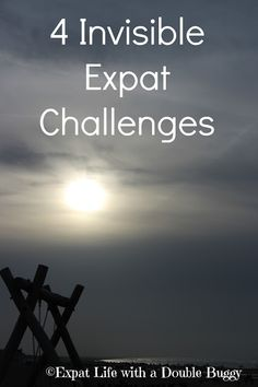 Expat Life With a Double Buggy: 4 Invisible Expat Challenges