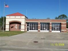 League City, Texas Fire Station 4 - station I ran out of during my VFD/Texas days back in 1998-2001.