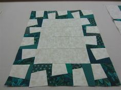 another zig zag quilt -- using the same block http://marciascraftysewing.blogspot.com/2012/03/ziggin-and-zaggin-part-one.html