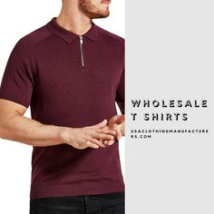 Get the newest designs of menswear and t-shirt in bulk from none other than USA Clothing Manufacturers by simply placing your order to the support team! Wholesale Blank T Shirts, Wholesale Blanks, News Design, Cool T Shirts, Menswear, Usa, Clothing, Mens Tops, Fashion