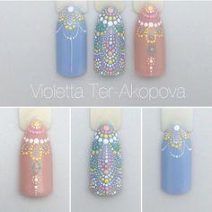 Мастер @violetta_ter г. Москва: