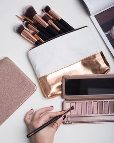 M.O.T.D Cosmetics | Certified vegan, cruelty-free makeup brushes designed to help you be you.